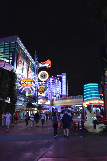 City Walk at Universal Studios - Insider Tips for Visiting the Universal Orlando Resort