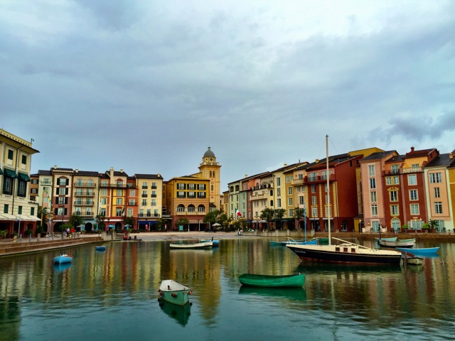 the loews portofino bay hotel at universal resort florida