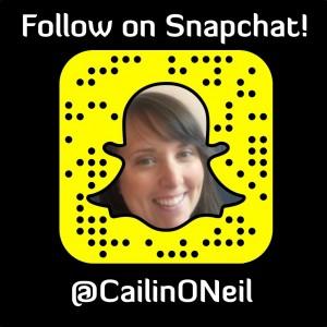 cailin follow on snapchat