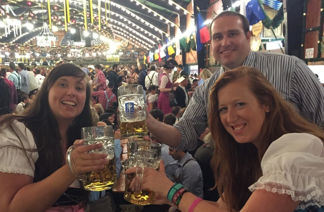 celebrating oktoberfest with friends in munich - Best Tips for Celebrating Oktoberfest in Munich