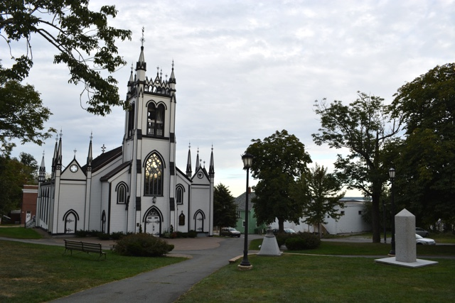 historic St. John's Anglican Church - Lunenburg, Nova Scotia Best Things to See and Do