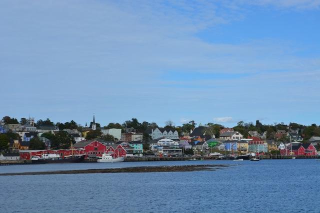 skyline view of Lunenburg, Nova Scotia - Lunenburg, Nova Scotia Best Things to See and Do