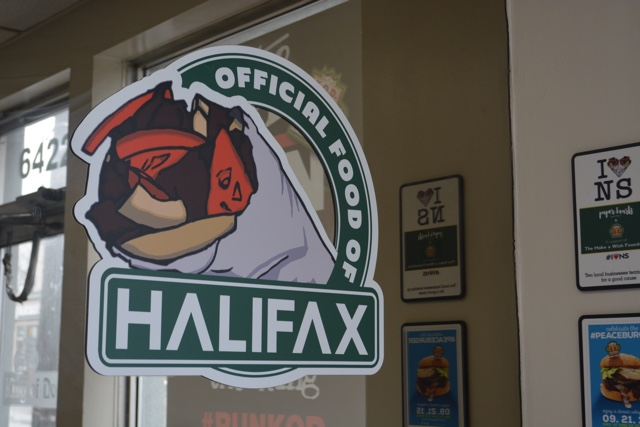the Halifax donair, the offical food of Halifax - What is the Halifax donair?