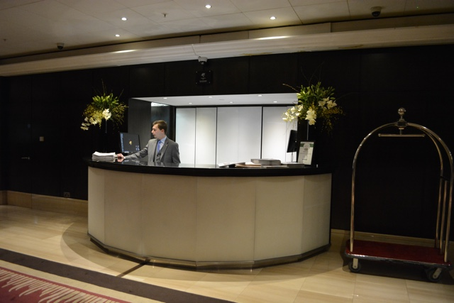 front desk and main lobby of Gloucester Park Apartments - Cheval Gloucester Park Luxury Apartments London