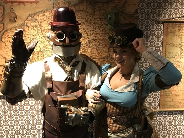 A Review of The Toothsome Chocolate Emporium at Universal Orlando