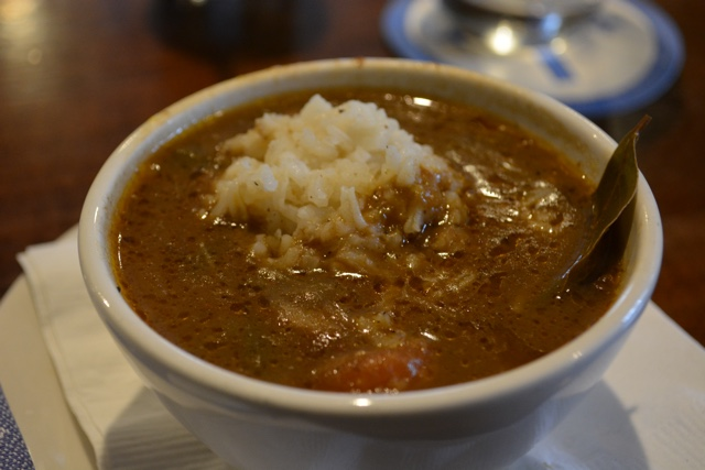 gumbo at tableau restaurant - Review of the Doctor Gumbo Food Tours in New Orleans