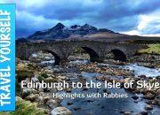 Glen Cuillin Mountains - Edinburgh to the Isle of Skye Tour Highlights