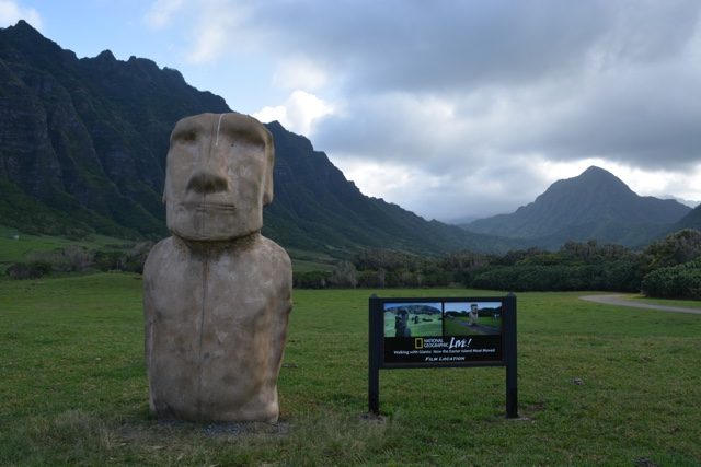 kualoa ranch film and tv tour - Touring Oahu, Hawaii in a Minute
