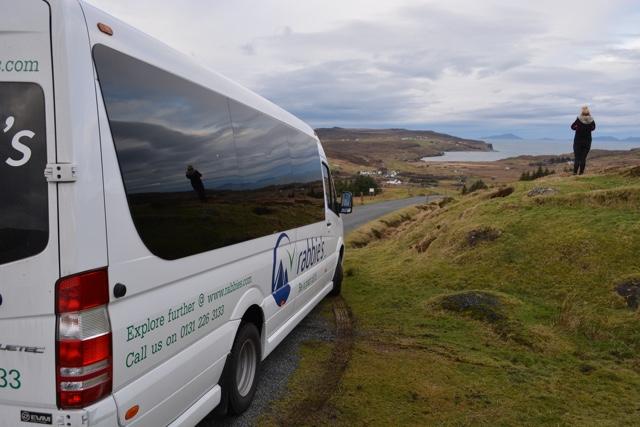 rabbies tours - Edinburgh to the Isle of Skye Tour Highlights