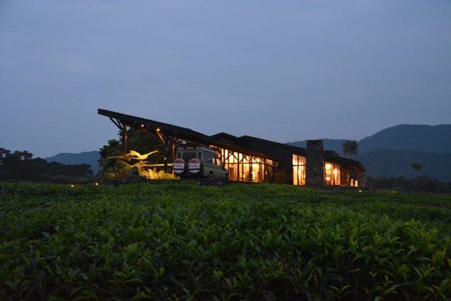 the main building at nyungwe forest lodge - Nyungwe Forest Lodge, Rwanda Review