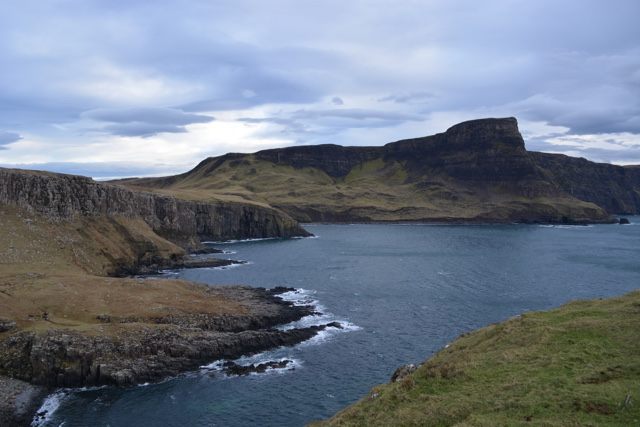 the view from Neist Point - Edinburgh to the Isle of Skye Tour Highlights
