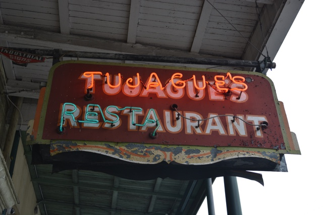 tujagues restaurant - Review of the Doctor Gumbo Food Tours in New Orleans