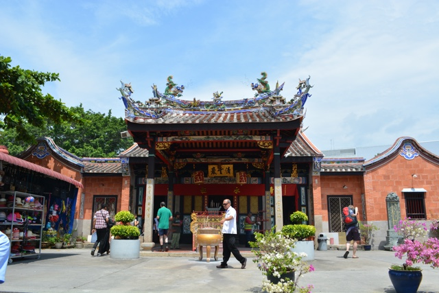 The Snake Temple - The Snake Temple in Penang, Malaysia