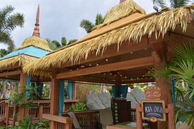 cabanas available for rental - Ultimate Guide to Relaxing at Universal's Volcano Bay