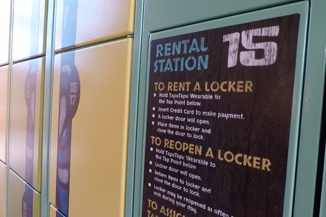 locker rentals at volcano bay - Ultimate Guide to Relaxing at Universal's Volcano Bay