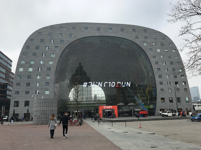 markthal market hall in rotterdam - First-Timers Guide for Visiting Rotterdam