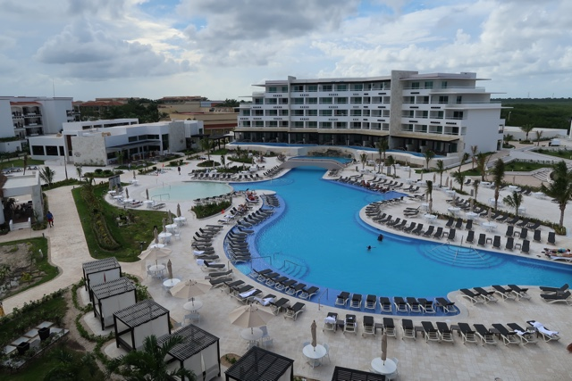 A view of Ventus at Marina El Cid from above - Ventus at Marina El Cid Spa and Beach Resort Hotel Review