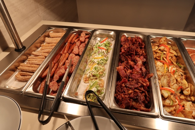 delicious breakfast buffet at the ile de france restaurant - Ventus at Marina El Cid Spa and Beach Resort Hotel Review