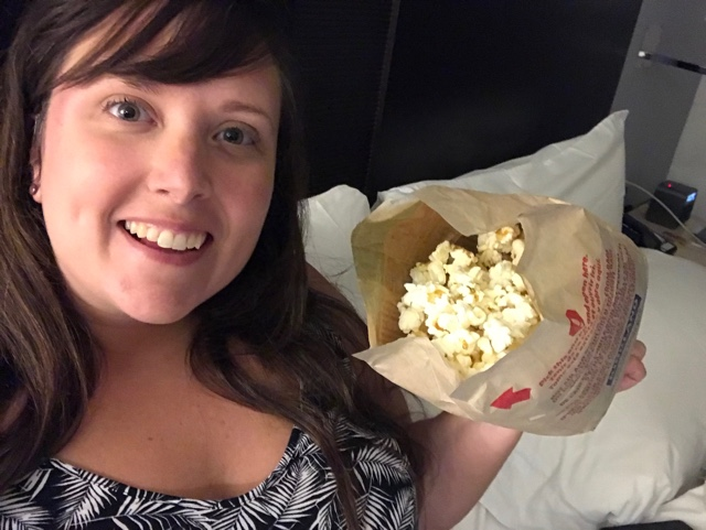 popcorn and microwave platinum service - Ventus at Marina El Cid Spa and Beach Resort Hotel Review