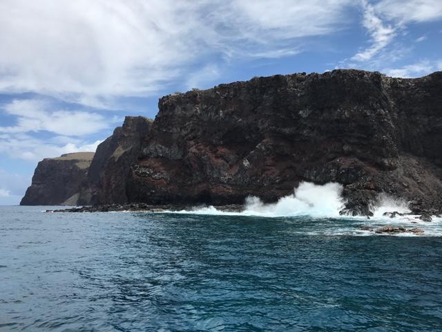 sea cliffs lanai perfect snorkel location day tour