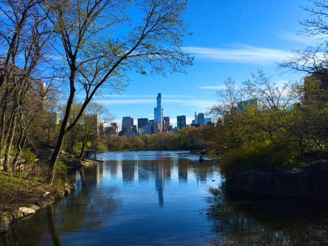 the new york skyline from central park Casey Neistat's Guide to New York City
