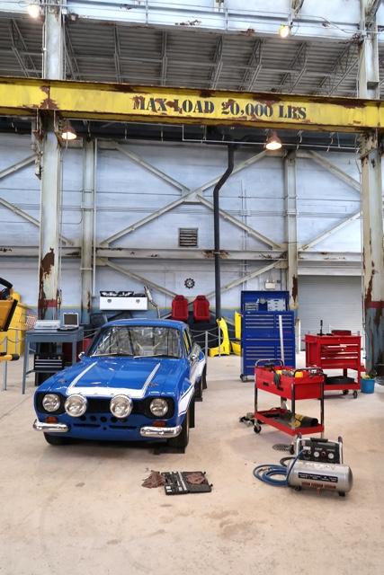 1970 Ford Escort MK I RS 1600