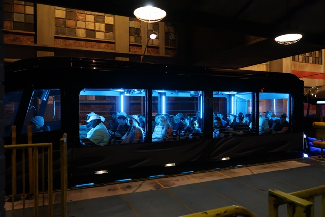 fast and furious supercharged universal orlando ride vehicle party bus
