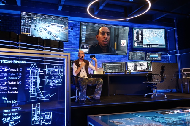 tej in the fast and furious war room