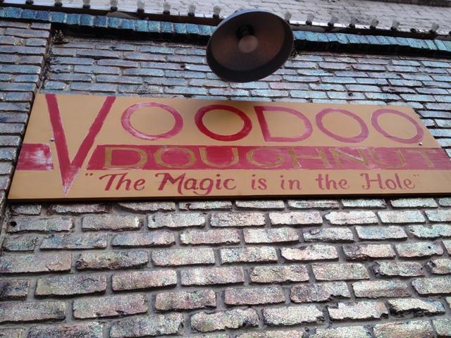 VooDoo Doughnuts a delicious video