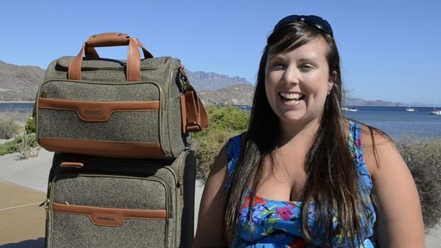 Cailin Hartmann Luggage 2