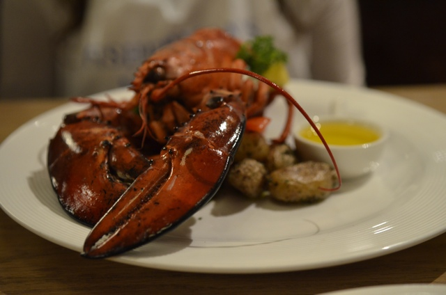 Lobster Dinner - Daily Food Photo
