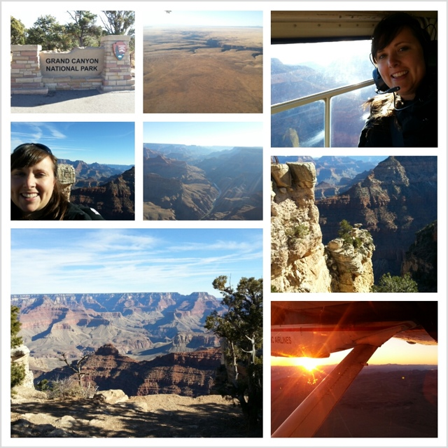 grand canyon photo grid