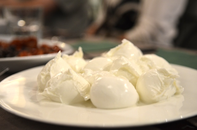 buffalo mozzarella cheese - Rome Food Tour with Walks of Italy