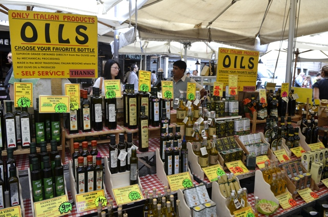 Olive oil Rome - Rome Food Tour with Walks of Italy
