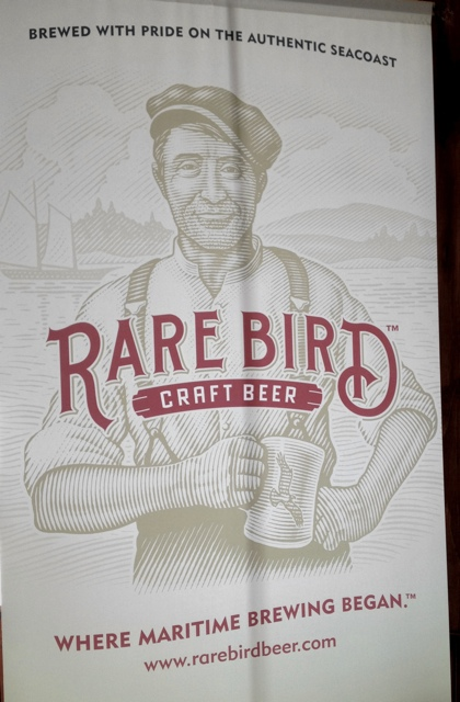 rare bird craft beer logo