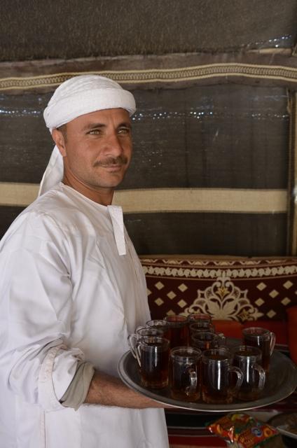 bedoin tea wadi rum