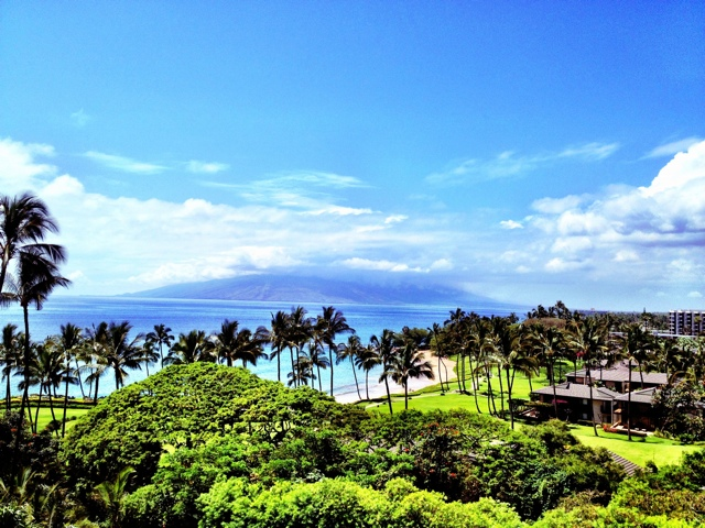 A view of west Maui - Tips for Visiting Maui, Hawaii