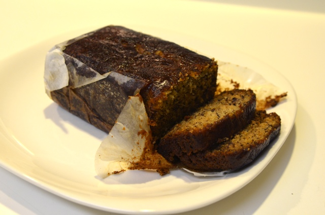 the best banana bread on the planet in Maui, Hawaii