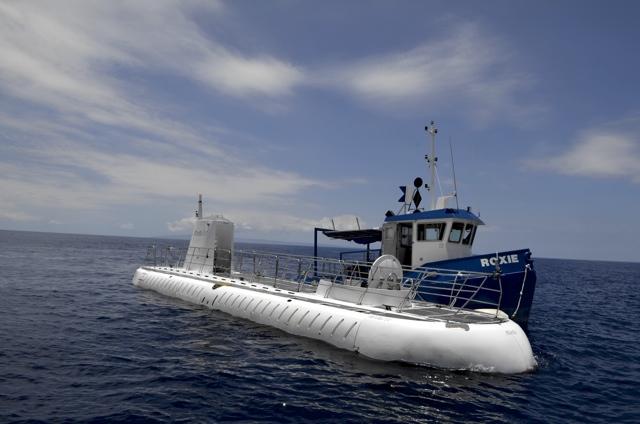 Maui, Atlantis Submarine