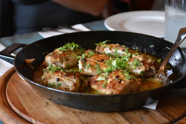 Uri Buri Seafood restaurant