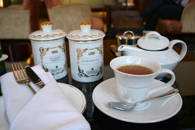 high tea at the Sydney Shangri-La Hotel 2