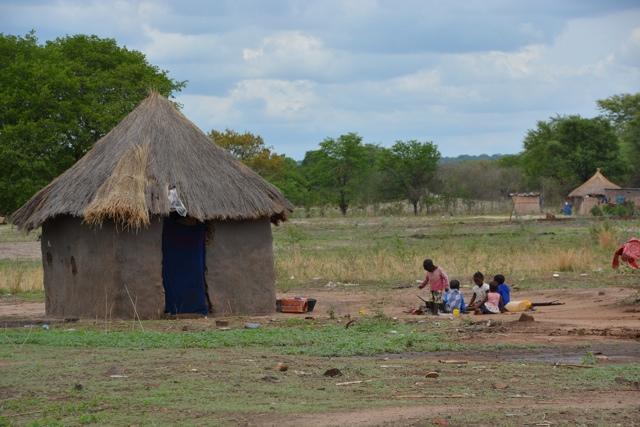 A Zambian village