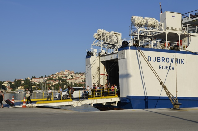 Dubrovnik ferry from Bari, Italy - What to See and do in Dubrovnik, Croatia
