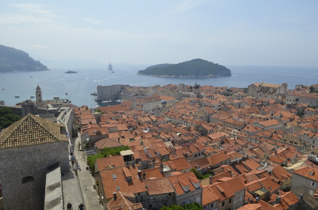 Walking the walls of the Old Town - What to See and do in Dubrovnik, Croatia