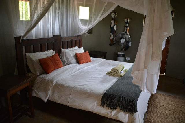 Africa on foot rondavel accommodations - Walking Safaris with Africa On Foot in South Africa