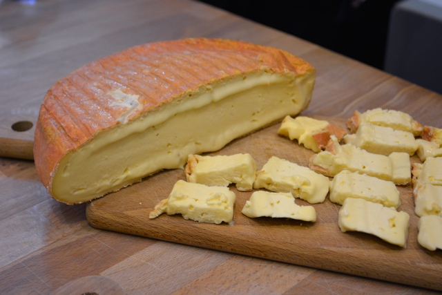 Irish Ardrahan cheese - A Food Walking Tour in Dublin