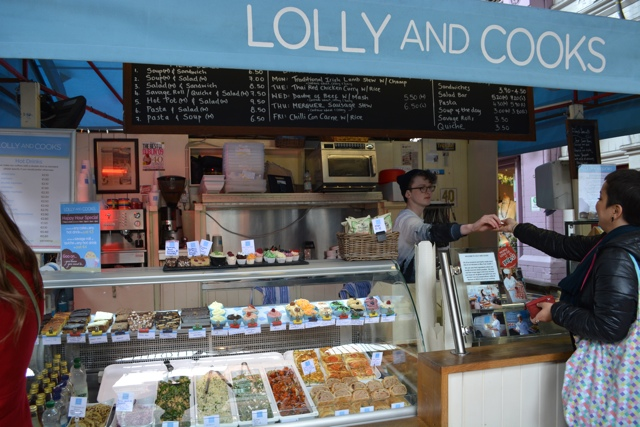 Lolly and Cooks George Street Arcade - A Food Walking Tour in Dublin