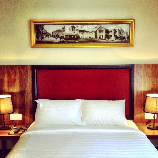 armenian street heritage hotel room  - Malaysia As Seen Through Instagram Photos