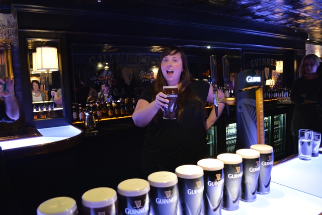 cailin at the guinness storehouse in dubiln - dublin in a minute