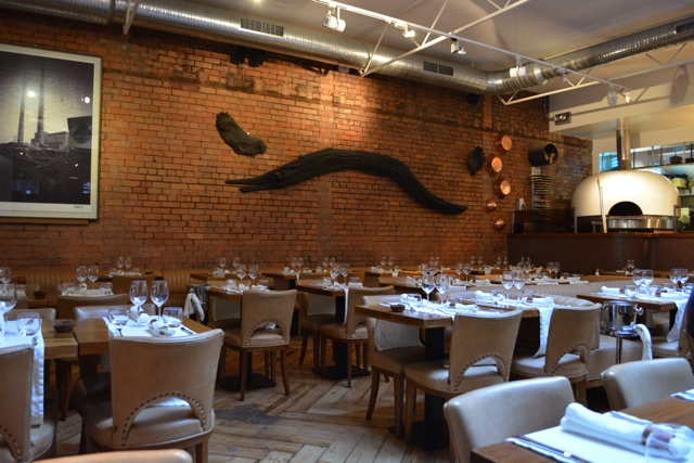 fade street social dining room - Homegrown Local Food in Dublin